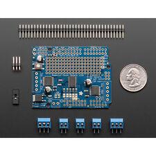 Adafruit Industries 1438 Motor/Stepper/Servo Shield for Arduino v2.3 Kit
