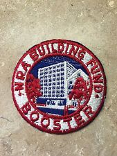 NRA BUILDING FUND BOOSTER  PATCH