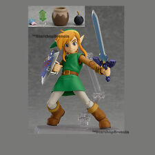 LEGEND OF ZELDA - A Link Between Worlds - Link DX Figma Action Figure # EX-032