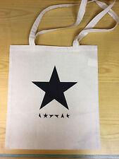 STELLA NERO Bowie DAVID Cotone Tote Bag