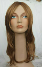 Angelina by Mona Lisa synthetic mono top wig color: 27 NWT