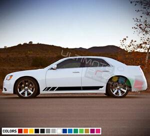 Decal Sticker Stripe For Chrysler 300 2006 2007 2008 2009 2010 2011 2012 2013