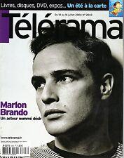 French mag 2004: MARLON BRANDO_HELEN MIRREN_MICHAEL MOORE