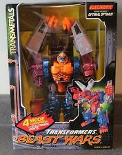 Transformers Beast Wars Transmetal Optimal Optimus