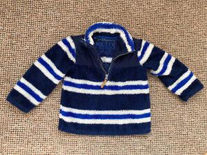Joules Boys Fleece Size 3-4 Years