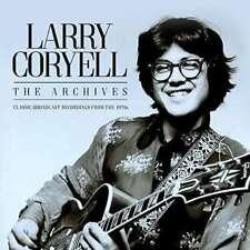 Larry Coryell - The Archives (3cd) Neu 3 X CD
