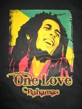 "BOB MARLEY ""One Love"" BAHAMAS (2XL) T-Shirt"