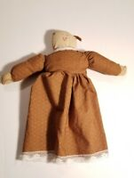 primitive handmade doll folk art
