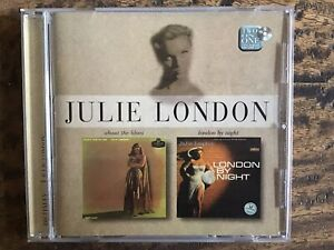 Julie London About The Blues/London By Night (2001) CD