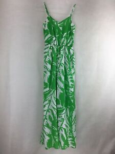 Lilly Pulitzer 20th Anniversary Collection Jumper Green Palm Size L