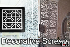 Pack of 10 Decorative Screens panel- Garden Indoors Wall Art DIY FREE SHIPPING 2