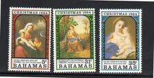 BAHAMAS #569-571  1984  CHRISTMAS  MINT  VF NH  O.G  a
