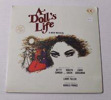 VARIOUS A Doll's Life Cast Recording LP Original Cast Rec. OC-8241 US 1982 M 7A
