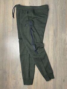 Nike Sportswear Tech Fleece Joggers Pants Men Sz XL Green Cargo Sweatpants Air