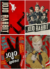 Jojo Rabbit Movie 2019 Mirror Surface Postcard Promo Card Poster Photo -9279242
