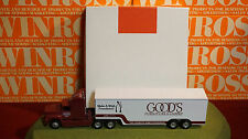 Winross Diecast 1/64 Scale Truck Make-A-Wish Foundation/Good's Dropbed 1997