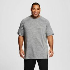 28eb103520f8b4 Mens  Big   Tall C9 by Champion Thundering Heather Gray Tech Shirt