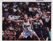 Kelly Schumacher Signed Uconn Lady Huskies Basketball 8x10 Photo Wnba Autograph