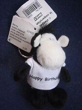 """MDS NICI ORIGINALE Sheepworld """"Happy Birthday"""" con anello chiave, UVP 6,95 EUR"""