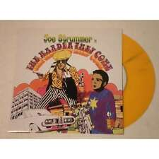 """JOE STRUMMER Harder They Come 7"""" CLASH Sublime ska colored Specials Jimmy Cliff"""