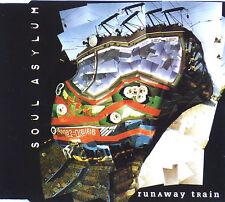 Maxi CD - Soul Asylum  - Runaway Train - #A2384