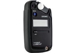 Sekonic L308X flashmate meter