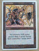 MTG Meekstone - Fourth 4th Edition - Magic the Gathering - Artifact