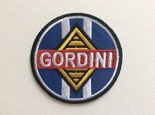 A036 Aufnäher Flicken Gordini 7,5 CM