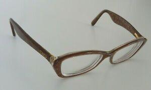 Dolce&Gabbana Eyeglasses RX Frames 53[]16 135 3168 2743 Glitter