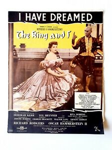 I Have Dreamed - The King And I : Sheet Music