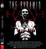 The Pyramid - Limited 400 Copie Numerate (Bluray) Nuovo e Sigillato