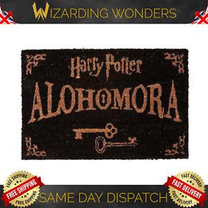 Harry Potter Doormat Coir Indoor Outdoor Front Back Door Mat Official Gift UK