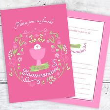buy communion and confirmation invitation cards ebay