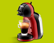 Nescafe Dolce Gusto Mini Me Auto-Off 220V 0.8 Liter 15Bar 6.0lb Free EMS /Cherry