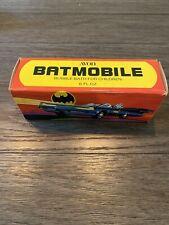 Vintage 1978 Batmobile Avon Car Bubble Bath Container Toy