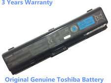 New Genuine Original Toshiba Satellite L505D battery PA3534U-1BRS 6 Cells 44wh