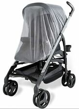 QUINNY	Zapp Flex Baby Stroller Mosquito Insect Net Mesh White Shield Cover NEW