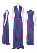 ISSA Wrap Dress UK Size 12 USA Size 8. Stunning Gown