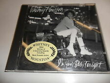 CD I 'm Your Baby Tonight di Whitney Houston