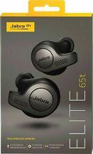 Brand New Jabra Elite 65t True Wireless Headphones Headset Titanium Black