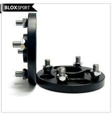 2x15mm 4x114.3 CB66.1 wheel spacers for Nissan 180SX 240SX Bluebird Infiniti G20