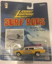 2000 JOHNNY LIGHTNING SURF RODS: SANTA MONICA MANIACS (HEARSE). New.