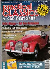 November Classics Monthly Transportation Magazines