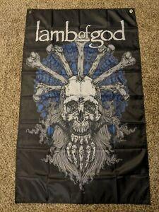 Lamb Of God Flag 3'x5'