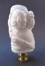 LAMP FINIAL Warrior with Sword (F34)