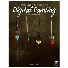 Beginners Guide To Digital Painting In Photoshop Vol 1  (UK IMPORT)  BOOK NEW