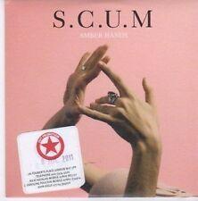(CE443) Scum, Amber Hands - 2011 DJ CD