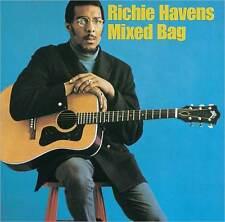 RICHIE HAVENS : MIXED BAG (CD) Sealed