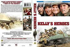 Kelly's Heroes ~ New DVD ~ Clint Eastwood, Donald Sutherland (1970)