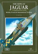 The SEPECAT Jaguar - British, French & International Versions - New Copy